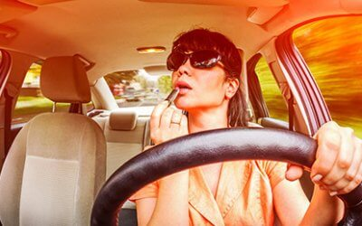 Attorneys of Salina, KS for Distracted Driving Accidents